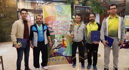 کسب مقام سومی در مسابقات تنیس روی میز توسط پتروشیمی اروند