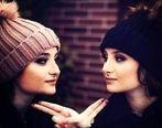 واکنش جنجالی سارا و نیکا به پخش تصاویر شخصی شان در استخر + عکس
