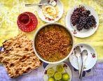 طرز تهیه آش شلهقلمکار برای ماه رمضان
