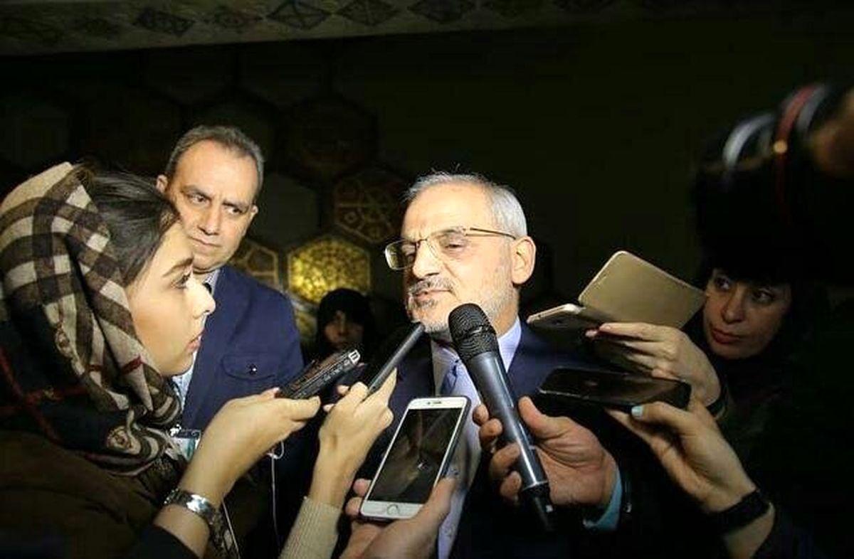 حواشی حضور وزیر آموزش و پرورش در جشنواره تئاتر فجر