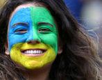 حاشیه ای از مسابقات جام جهانی فوتبال زنان + تصاویر