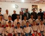 منطقه آزاد ماکو میزبان اردوی منتخبین کاراته کاران استان آذربایجان غربی