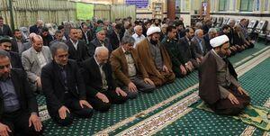 لغو اقامه نماز جماعت تا اطلاع ثانوی