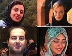 تصاویر دردناک تعدادی از دانشجویان جانباخته در سقوط هواپیمای اوکراین + فیلم