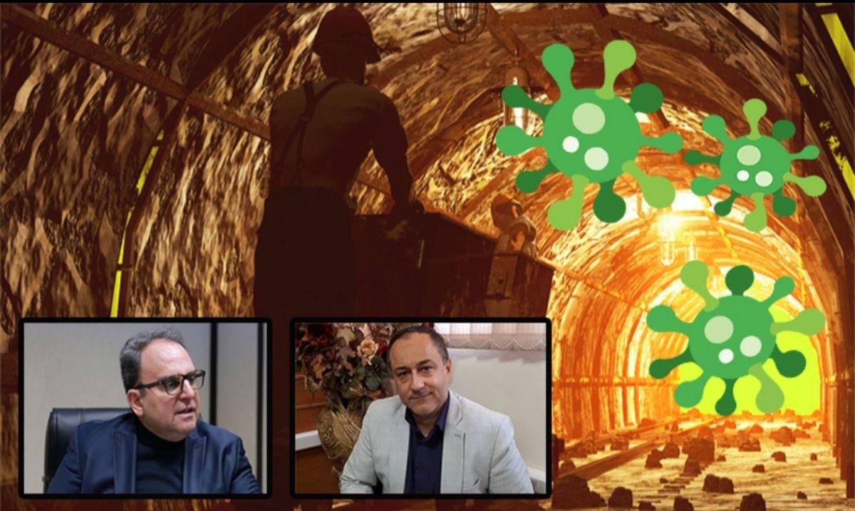 بررسی راهکارهای های تاب آوری شرکت های معدنی و صنایع وابسته در دوران بحران کرونا