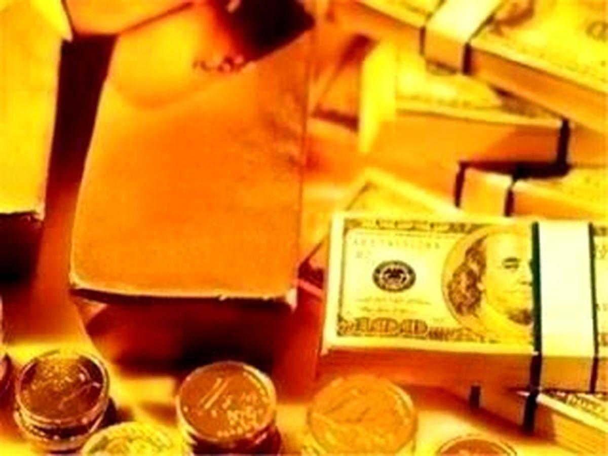 قیمت طلا، سکه و دلار امروز دوشنبه 98/09/18 + تغییرات