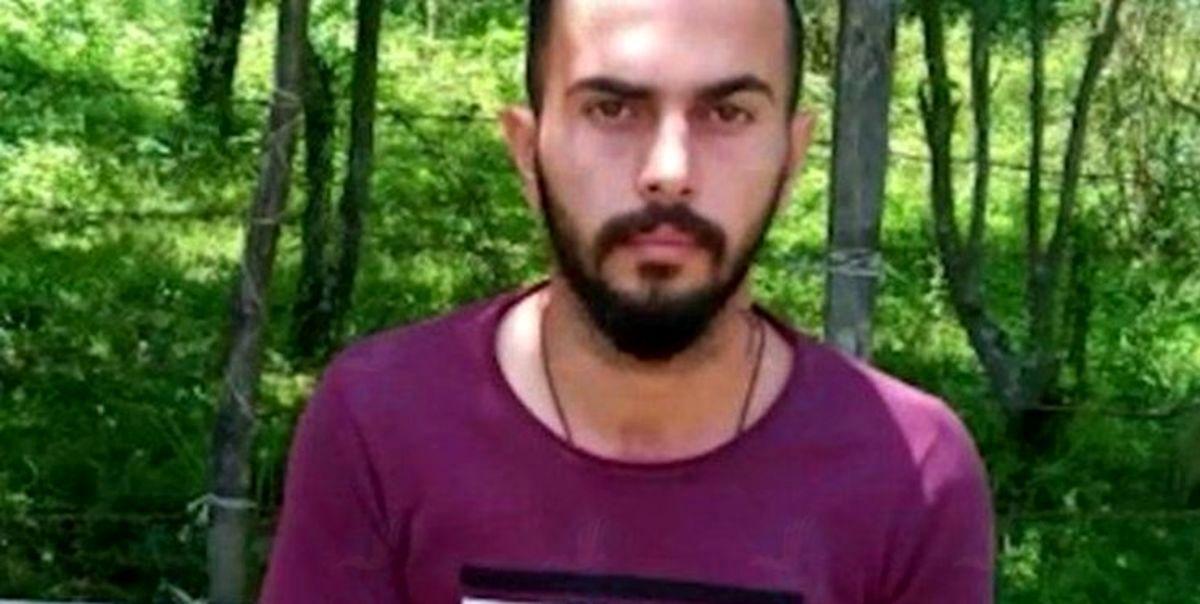 معشوق رومینا اشرفی بازداشت شد + عکس