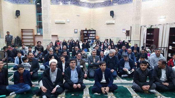 شب قرآنی خانواده فجر