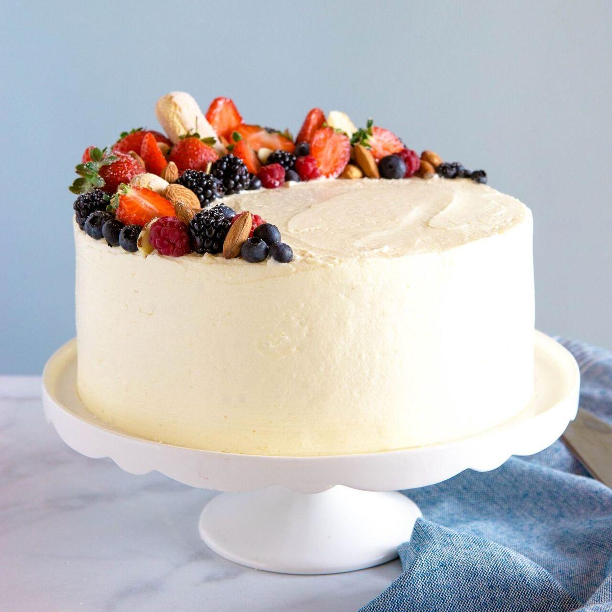 خامه کیک |  طرز تهیه خامه قنادی در منزل / فوت و فن ها