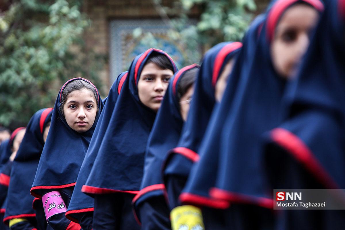 مدارس استان تهران دوشیفته شدند