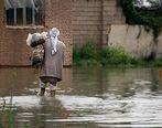 اخرین وضعیت امداد رسانی به سیل زده ها