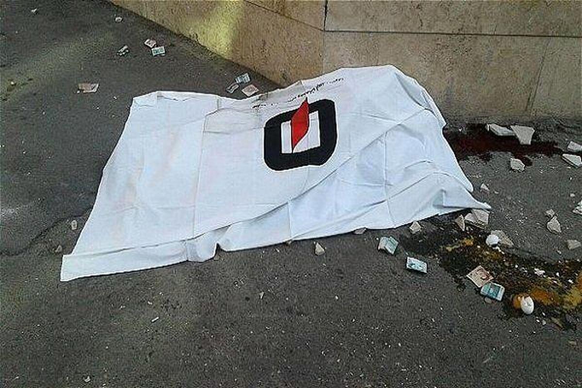 سقوط کارمند سفارت سوئیس در برج کامرانیه + جزئیات