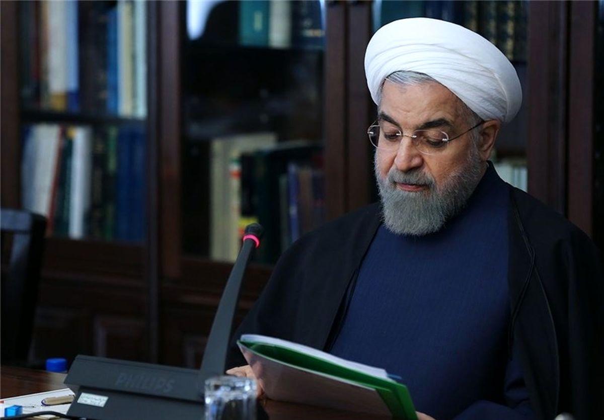 پیام روحانی به مناسبت شهادت ۱۹ تن از نیروهای ارتش