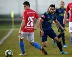 پیروزی تیم لژیونر ایرانی در کرواسی