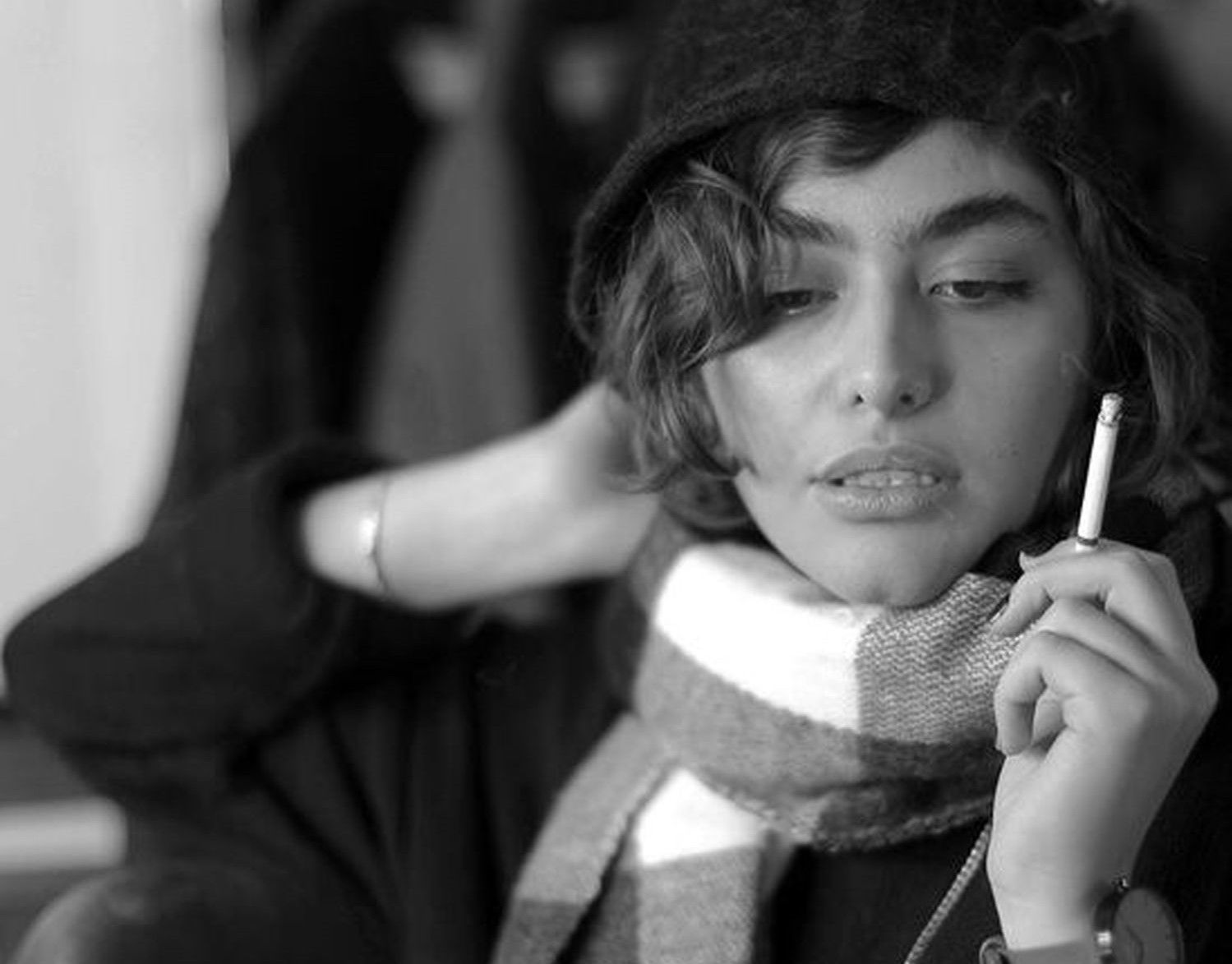 عکس لورفته از ریحانه پارسا با نوازنده شادمهر در ترکیه + عکس