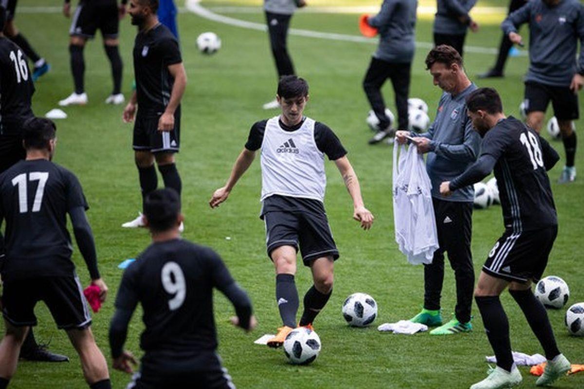 امیدوارم فوتبال ایران سقوط نکند!