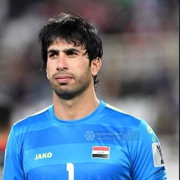 کاپیتان تیم ملی عراق بازی با بحرین را از دست داد