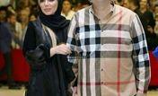 همسر مهران غفوریان برای بار دوم باردار شد + عکس