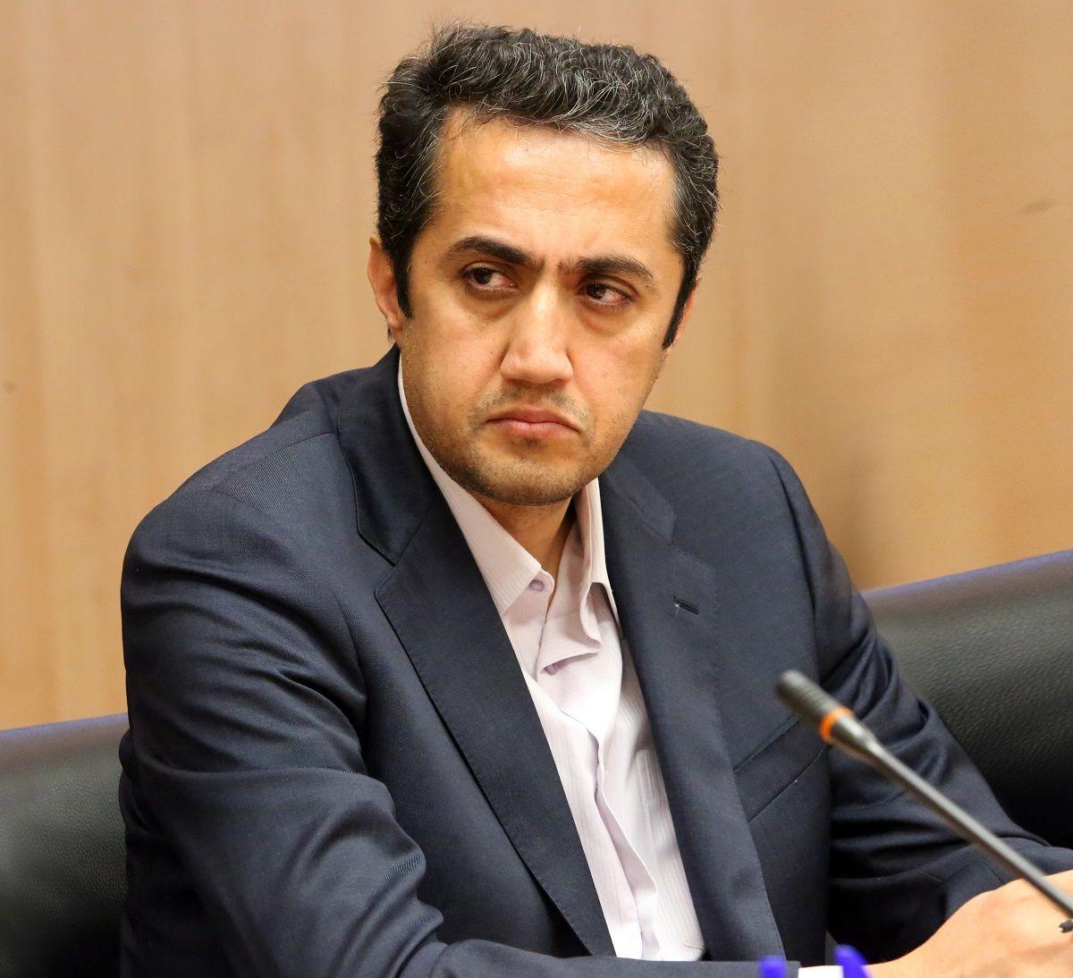 آقاجانلو، مدیر عامل شرکت ملی فولاد شد