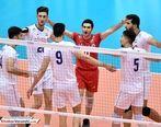 نتیجه بازی والیبال ایران و کانادا + خلاصه بازی   جمعه 12 مهر