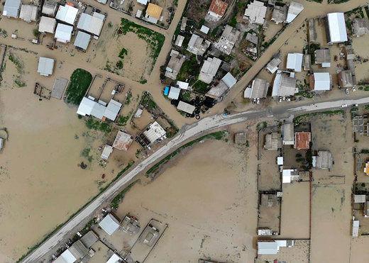اخطاریه هواشناسی/هشدار احتمال وقوع سیلاب در گلستان
