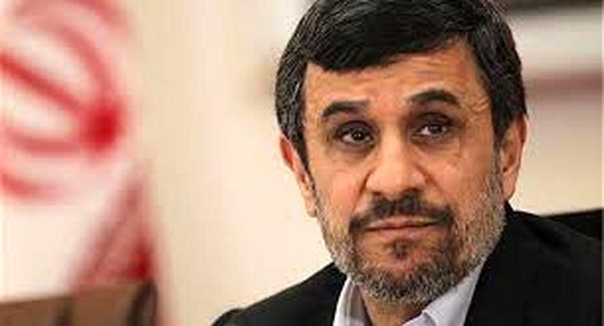 احمدینژاد آبدارچی می شود!