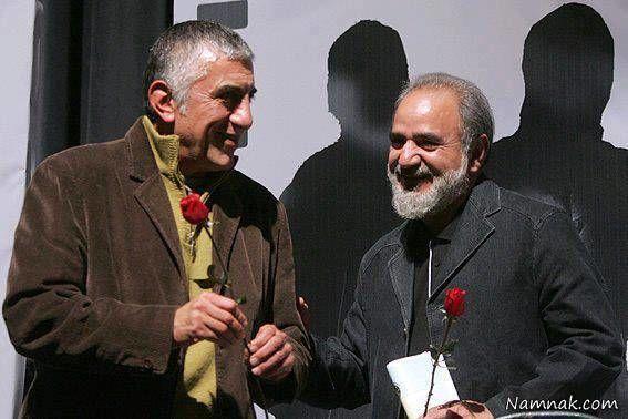 رضا کیانیان و پرویز پرستویی