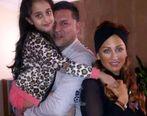ماجرای ازدواج دوم علی دایی جنجالی شد + تصاویر زیبا
