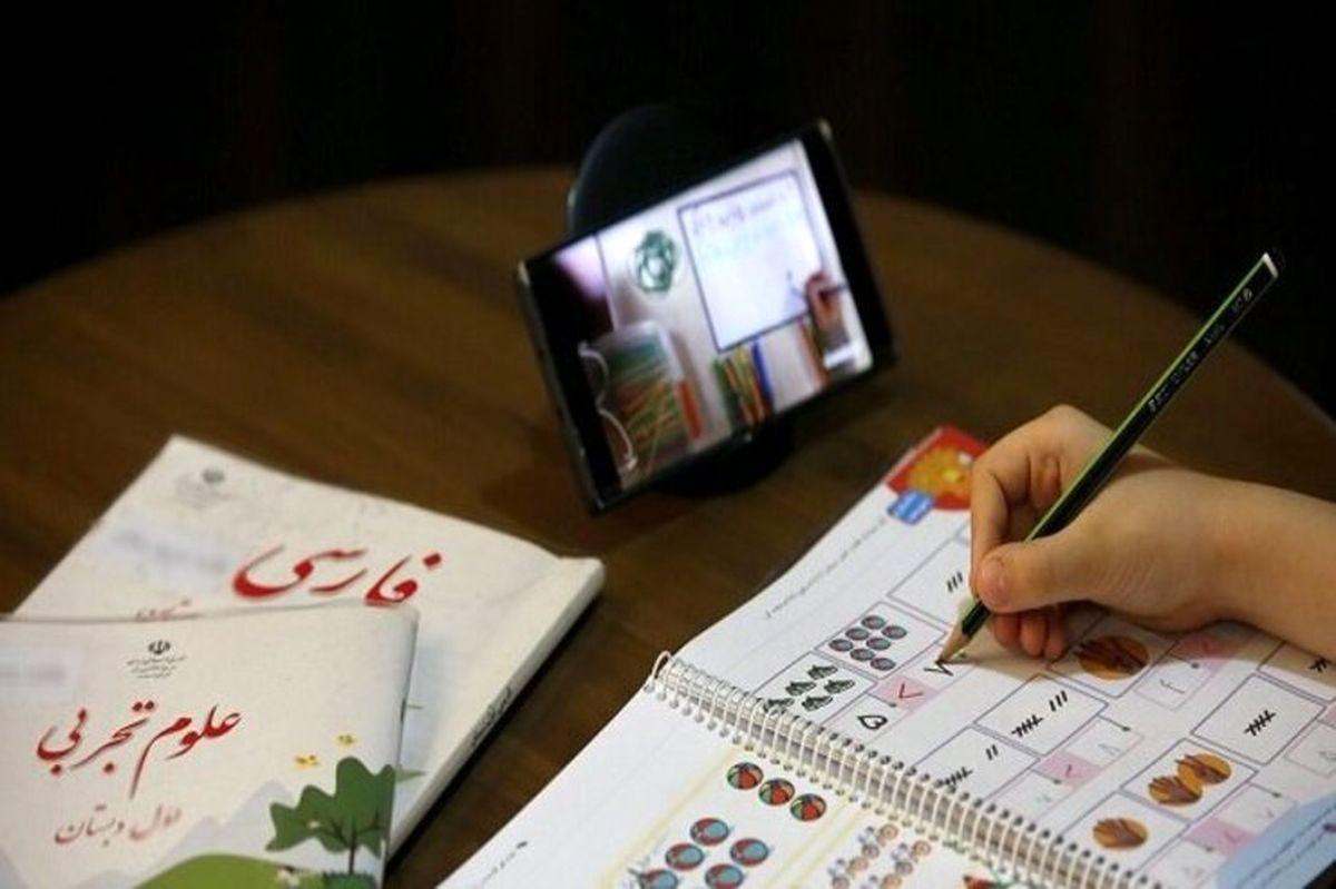 جدول پخش برنامه های مدرسه تلوزیونی یکشنبه 23 شهریور