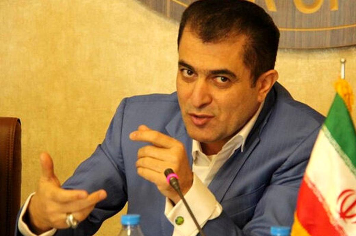 خلیلزاده: نمیتوانم مدیرعامل استقلال شوم
