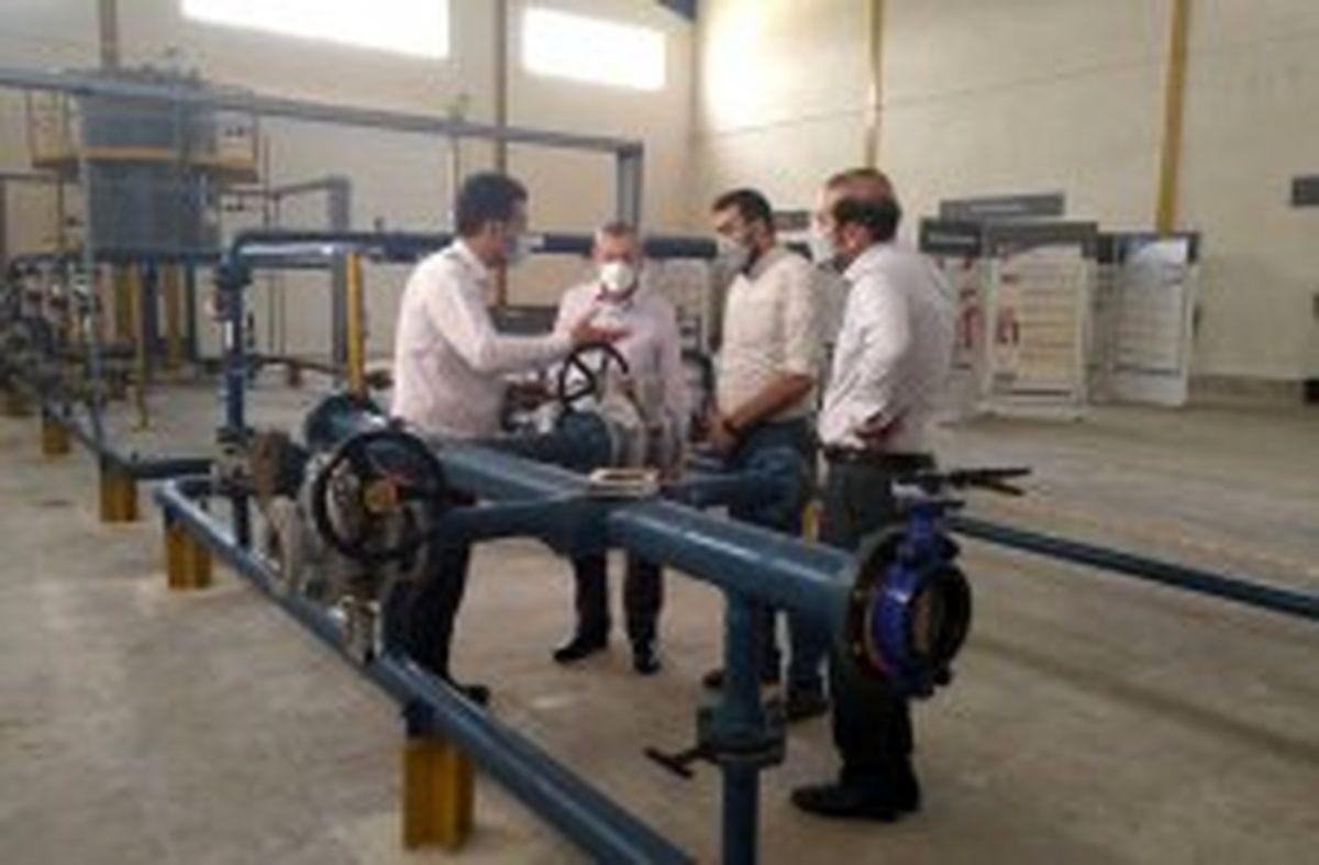 ایجاد بستر آموزش های عملیاتی و کارگاهی حوزه نفت و گاز بین کیش و عراق