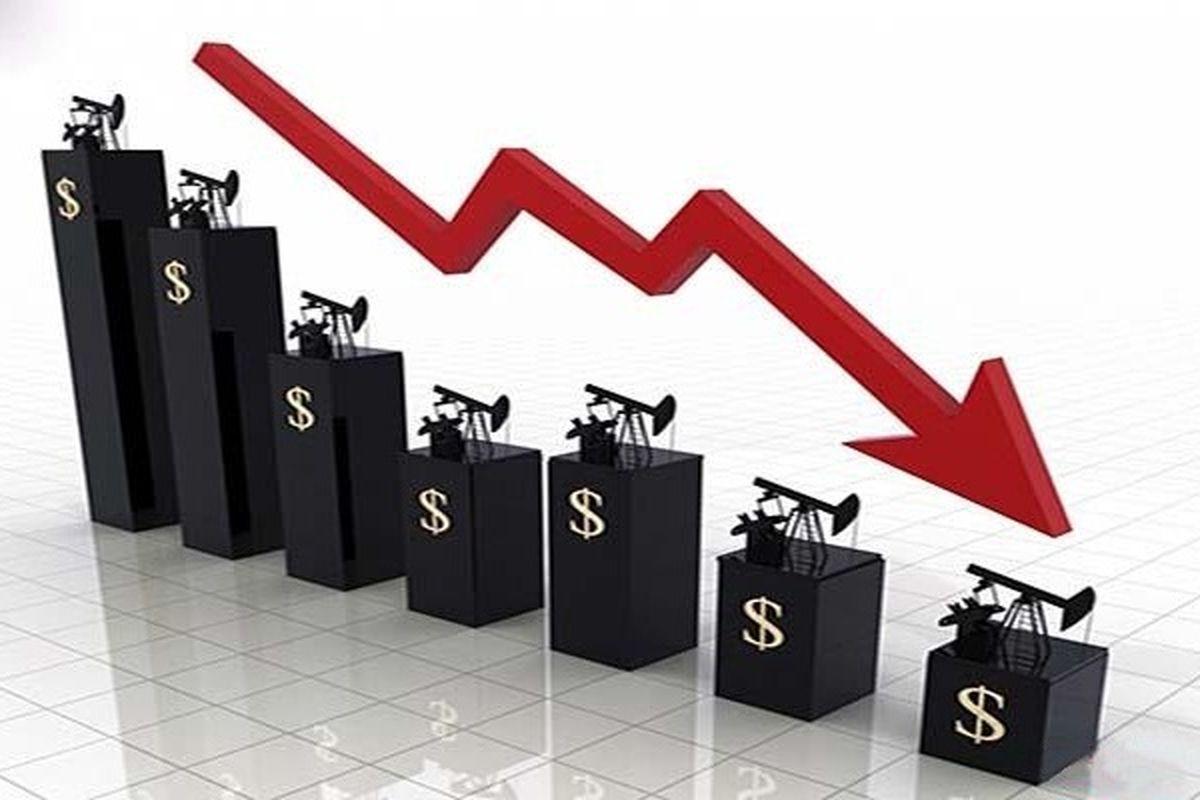 سقوط ۲۰ درصدی بهای نفت آمریکا در بازار آسیا