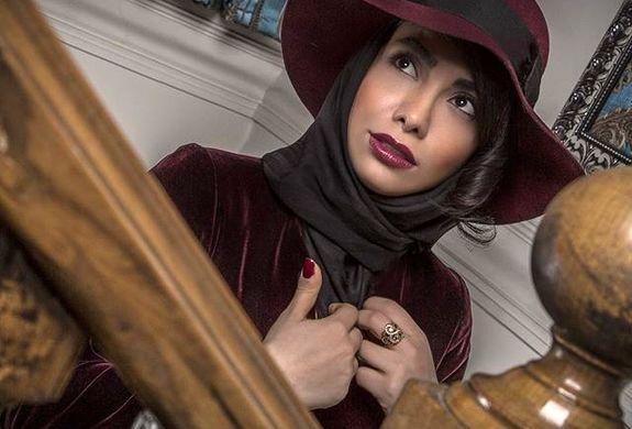 الهه فرشچی بازیگر سریال دردسر های عظیم کشف حجاب کرد + عکس جنجالی
