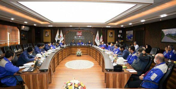 50 درصد ظرفیت تولید فولاد استان آذربایجانشرقی در مجتمع فولاد صنعت بناب