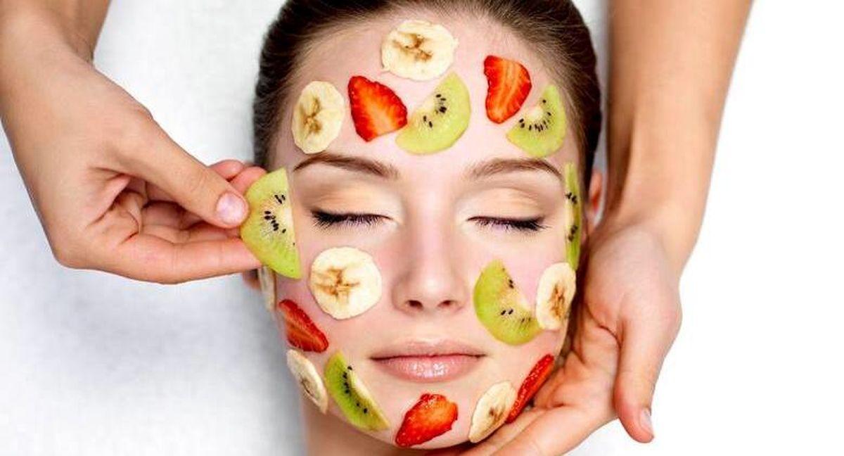 معرفی انواع ماسک های گیاهی برای چاقی صورت  + آموزش