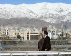 وضعیت آب و هوای تهران 14 اسفند