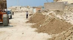 رفع تصرف از اراضی ملی قشم به ارزش بیش از 13 میلیارد ریال