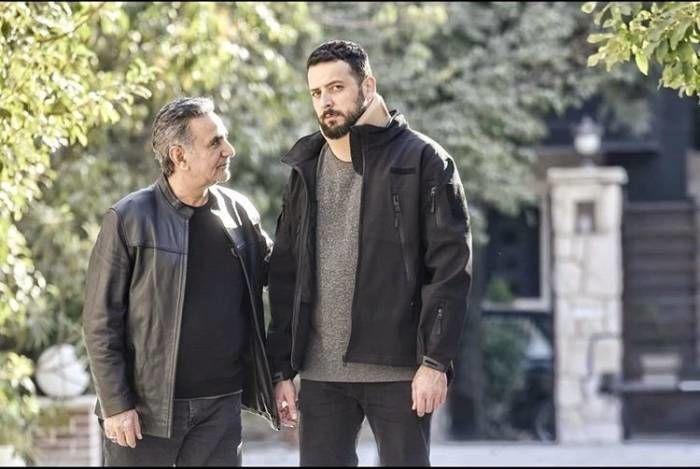 پدرام شریفی و پرویز پرستویی