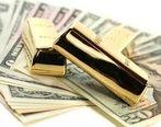 طلا و دلار و سکه ارزان شد + جزئیات