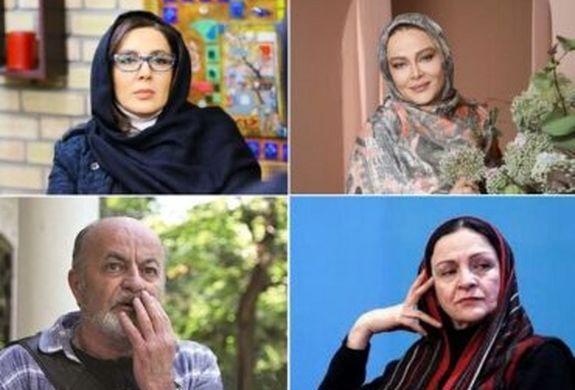 کرونا کدام هنرمندان ایرانی را گرفتار کرد؟ + تصاویر