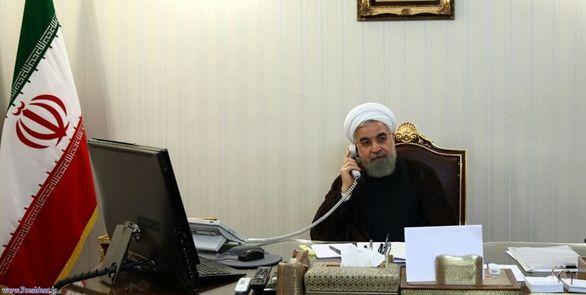 تهدید جدی مکرون توسط روحانی + جزئیات