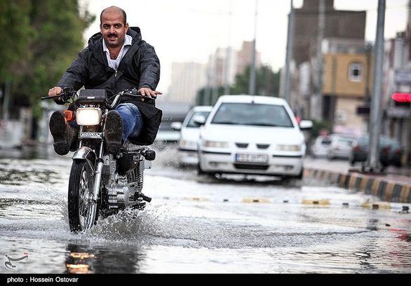 پیش بینی وضعیت هواشناسی ایران 98/12/27