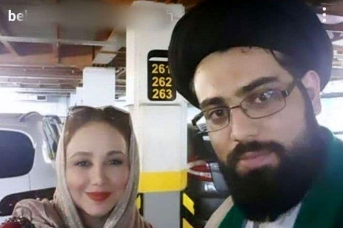 ادمین پیج بهنوش بختیاری روحانی قلابی از آب درآمد + جزئیات