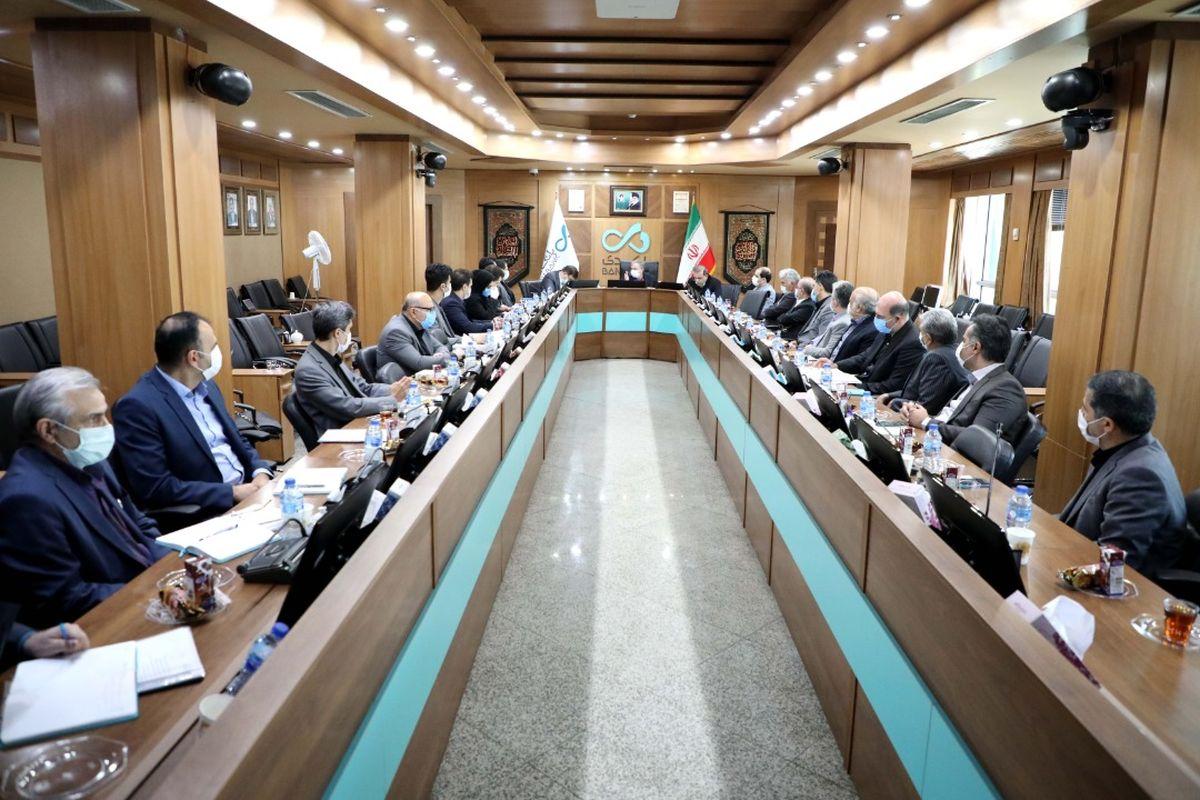 مدیران جدید حوزه پشتیبانی و امور مالی بانک دی معرفی شدند