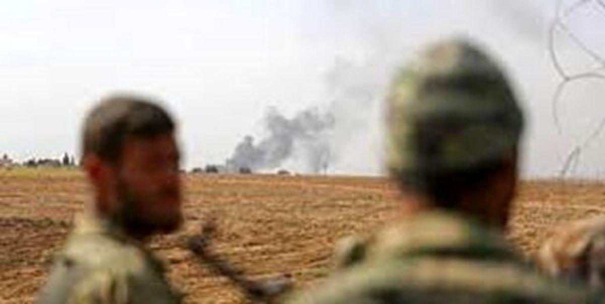 نیروهای عراقی پایگاه داعش را منهدم کردند