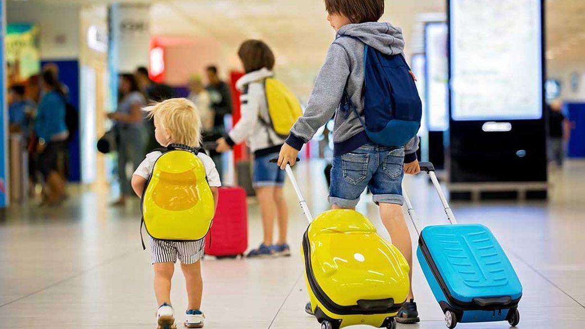 بهترین روش برای انتخاب بهترین کوله و چمدان بچگانه