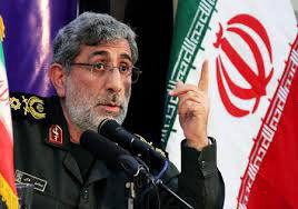 فرمانده جدید نیروی قدس سپاه در محاصره شهدا