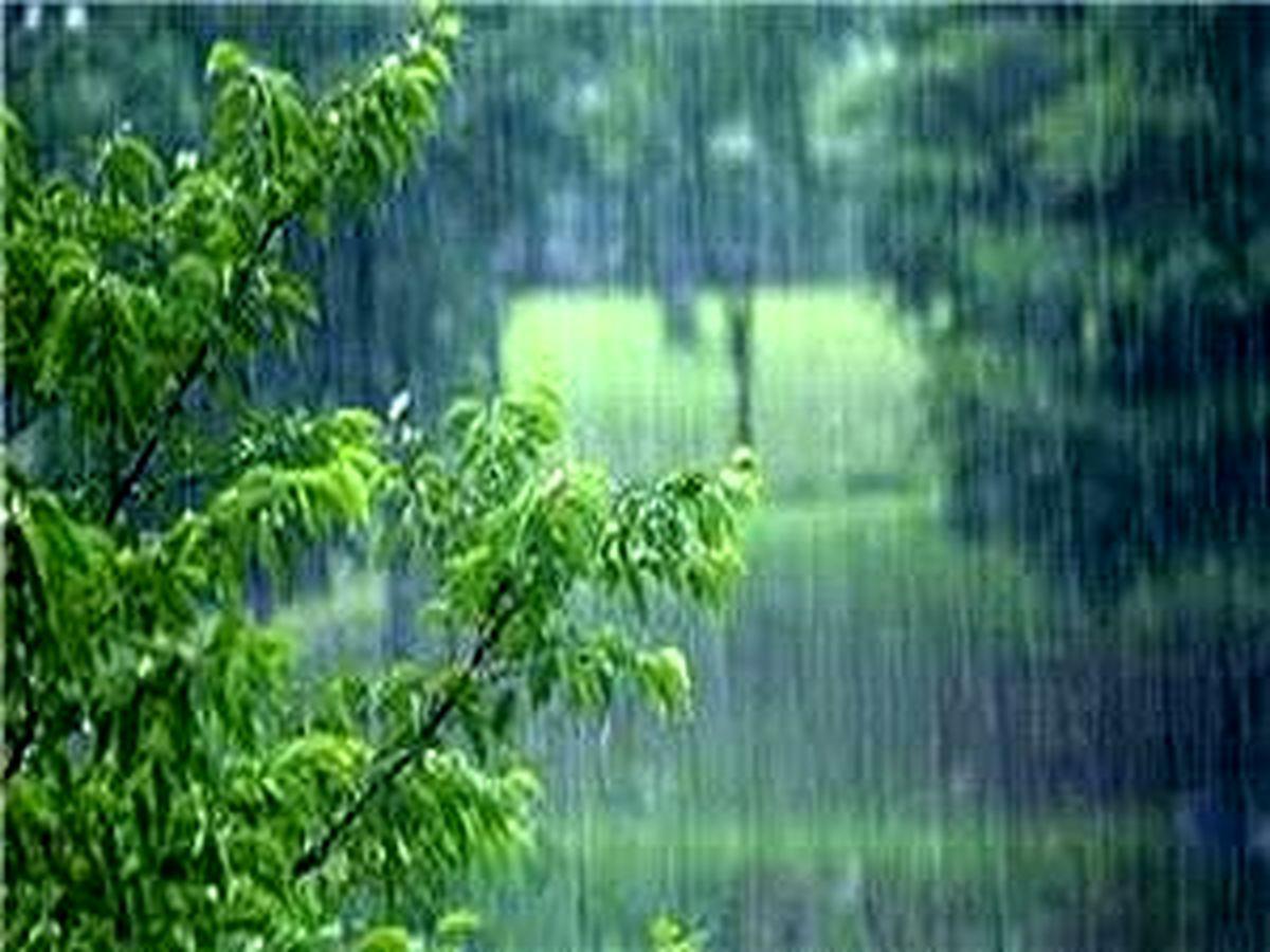 این ۱۲ استان امروز بارانی میشوند