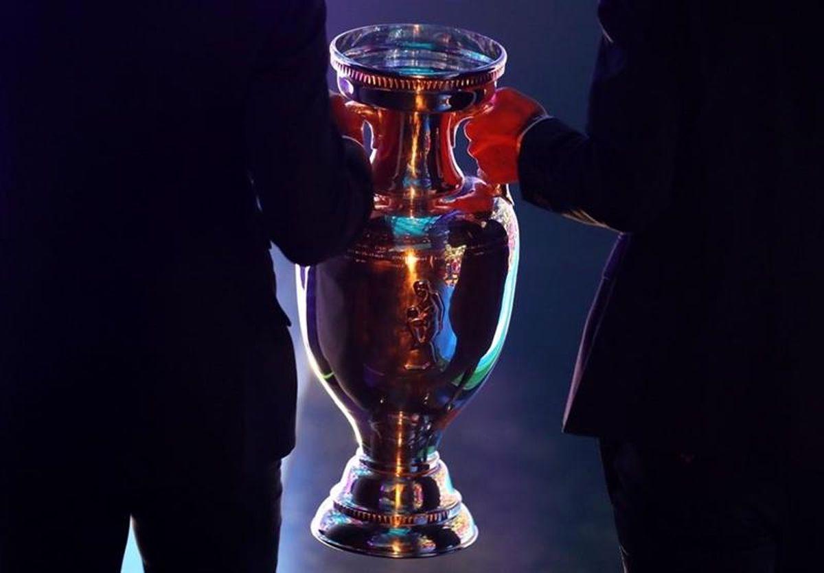 برنامه کامل مرحله گروهی مسابقات یورو2020