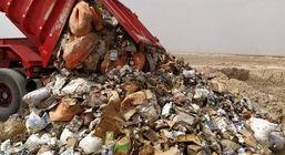 انهدام قریب به ۵۰ تن کالای قاچاق و متروکه در خوزستان